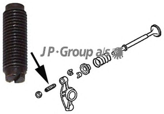 Болт регулирования зазора в клапане JP GROUP 8111351500
