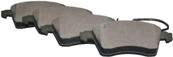 Тормозные колодки JP GROUP 1163603910