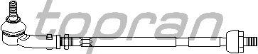 Рулевая тяга TOPRAN 109 107