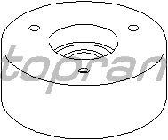 Натяжной ролик поликлинового ремня TOPRAN 401 192