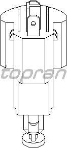 Выключатель фонаря сигнала торможения TOPRAN 205 428