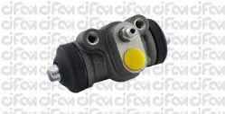 Колесный тормозной цилиндр CIFAM 101-957