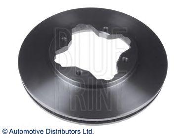 Тормозной диск BLUE PRINT ADH24333