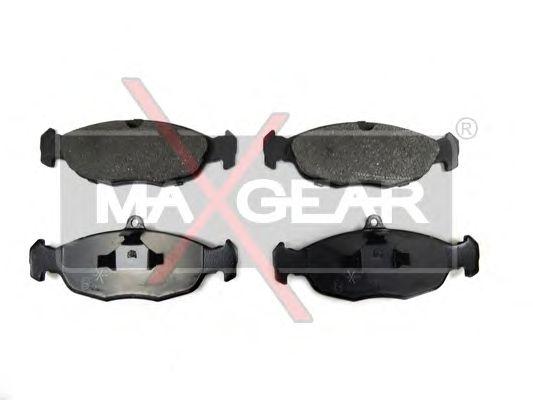 Тормозные колодки MAXGEAR 19-0592