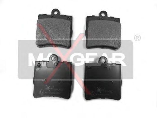 Тормозные колодки MAXGEAR 19-0415