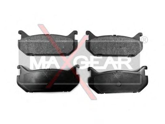 Тормозные колодки MAXGEAR 19-0460