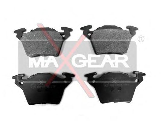 Тормозные колодки MAXGEAR 19-0469