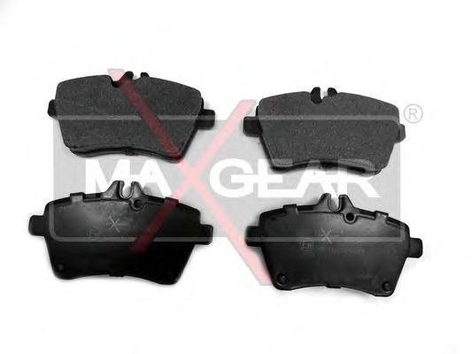 Тормозные колодки MAXGEAR 19-0499