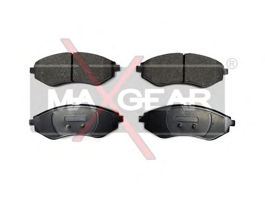 Тормозные колодки MAXGEAR 19-0568