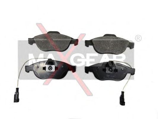 Тормозные колодки MAXGEAR 19-0630