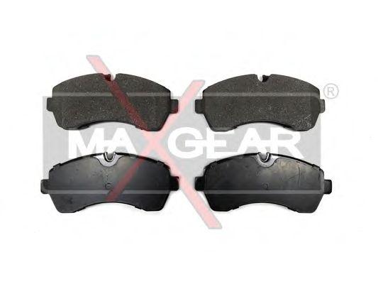 Тормозные колодки MAXGEAR 19-0675