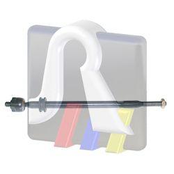 Рулевая тяга RTS 92-00929