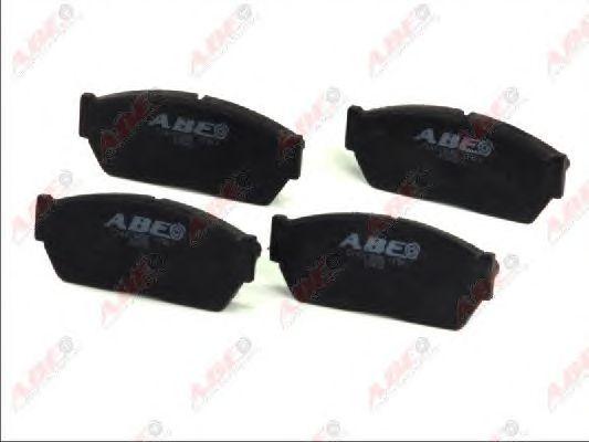 Тормозные колодки ABE C14013ABE