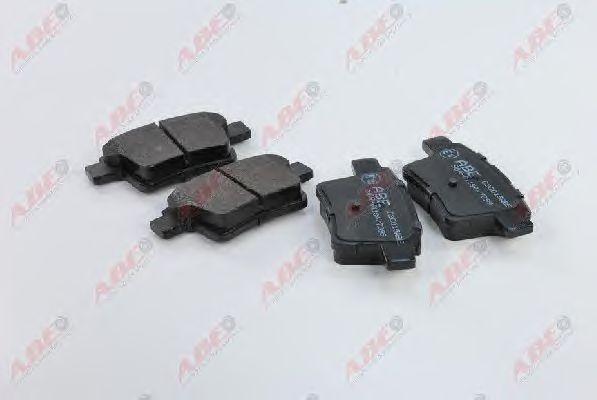 Тормозные колодки ABE C2G015ABE