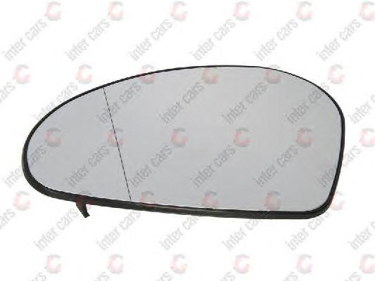 Стекло зеркала заднего вида BLIC 6102-02-1223892