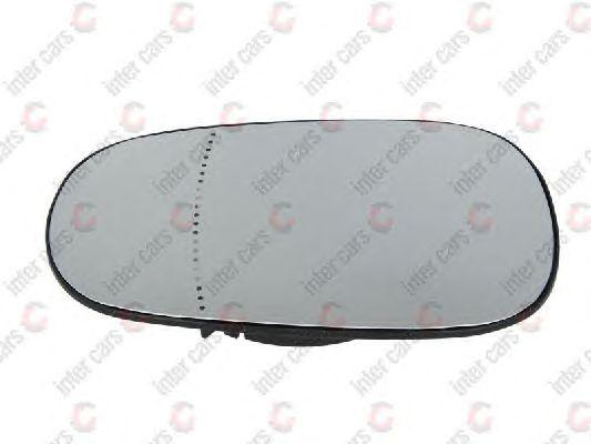 Зеркальное стекло, зеркало мертвого угла BLIC 6102-02-1232616P