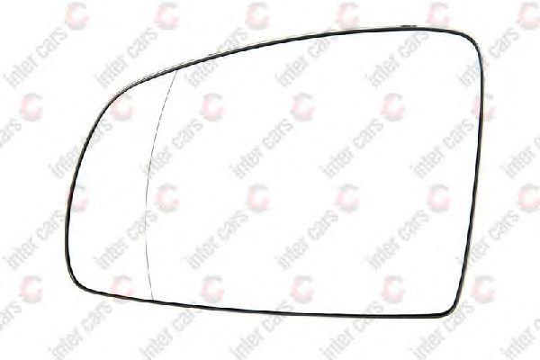 Стекло зеркала заднего вида BLIC 6102-02-1271752P