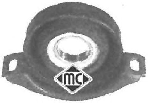 Подвесная опора карданного вала Metalcaucho 00950