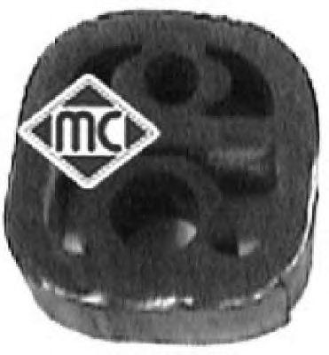 Буфер глушителя Metalcaucho 04010