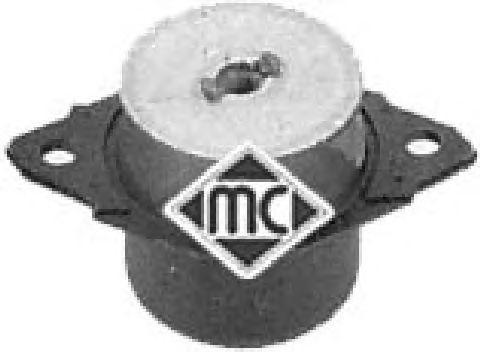 Подушка двигателя Metalcaucho 04362