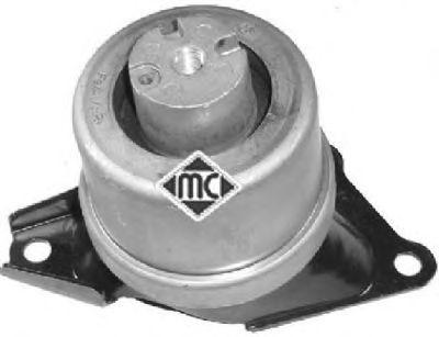 Подушка двигателя Metalcaucho 05443