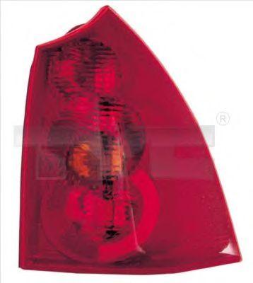 Задний фонарь TYC 11-0488-01-2