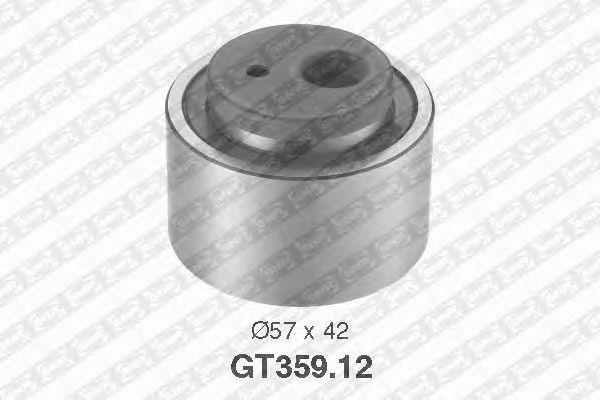 Натяжной ролик ремня ГРМ SNR GT359.12