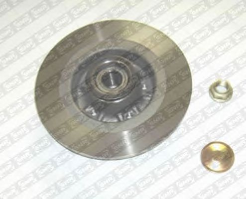 Тормозной диск SNR KF155.83U
