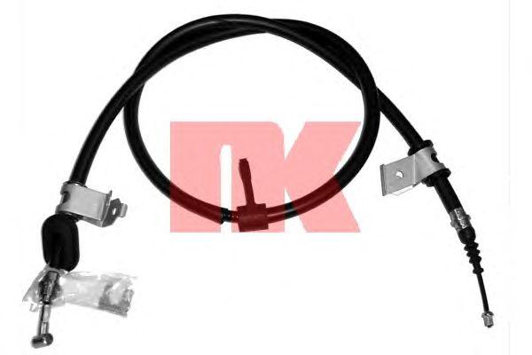 Трос ручника NK 901020