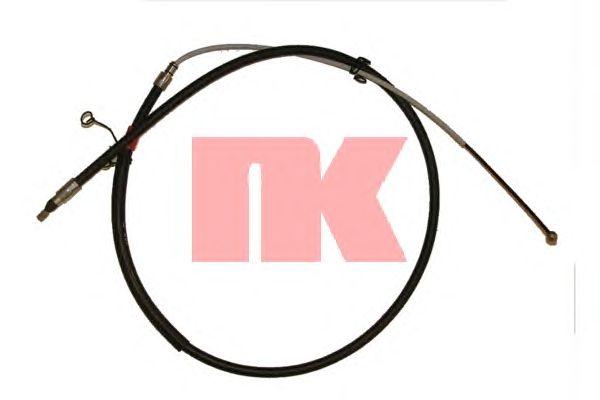 Трос ручника NK 901530