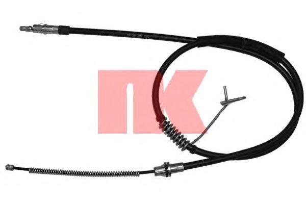 Трос ручника NK 9025130
