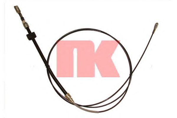 Трос ручника NK 903349