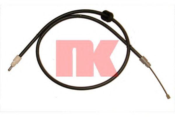 Трос ручника NK 903359