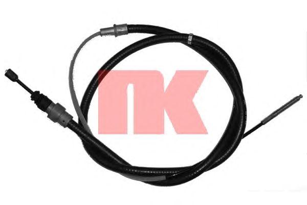 Трос ручника NK 904785