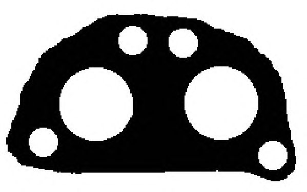 Прокладка, труба выхлопного газа AJUSA 00152600
