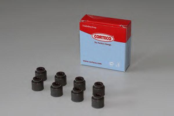 Комплект сальников клапанов CORTECO 19020515