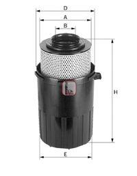 Воздушный фильтр SOFIMA S 5050 A