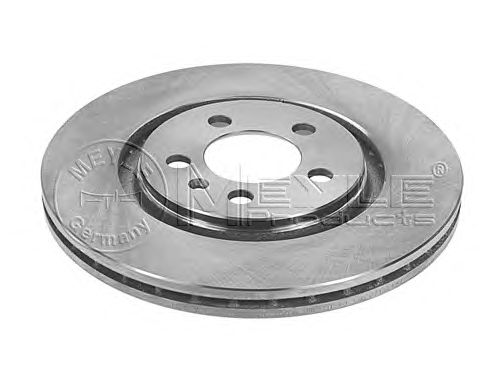 Тормозной диск MEYLE 115 521 1007