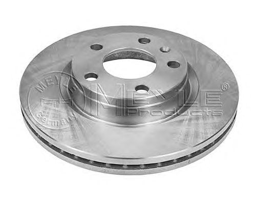 Тормозной диск MEYLE 115 521 1017