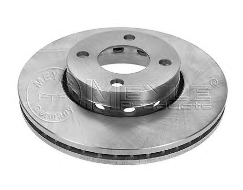 Тормозной диск MEYLE 115 521 1080