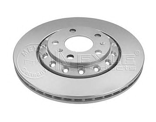 Тормозной диск MEYLE 115 523 1124/PD