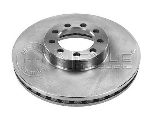 Тормозной диск MEYLE 215 521 0031