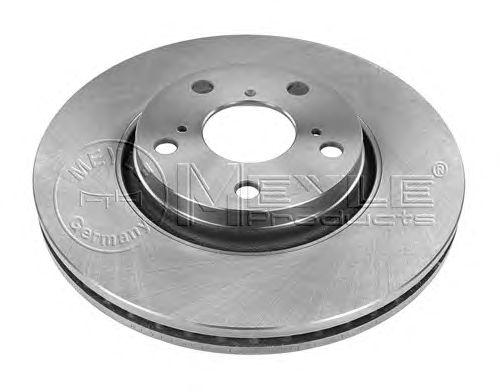 Тормозной диск MEYLE 30-15 521 0064