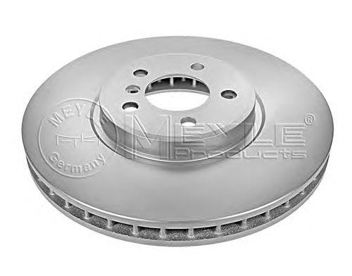Тормозной диск MEYLE 315 521 0006/PD