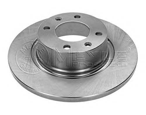 Тормозной диск MEYLE 40-15 523 1002