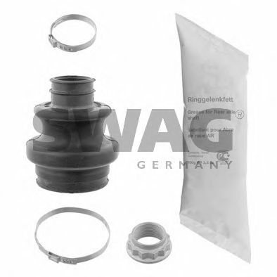 Комплект пыльника ШРУСа SWAG 10 93 0965
