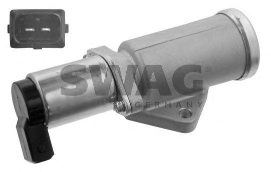 Поворотная заслонка, подвод воздуха SWAG 40 91 8643