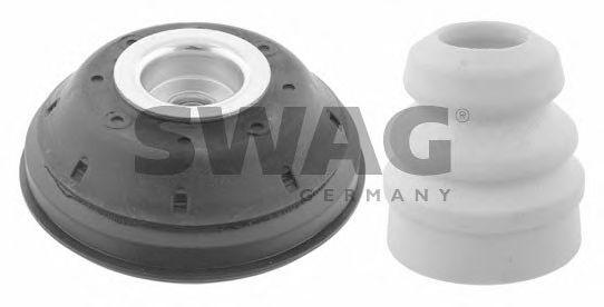 Ремкомплект, опора стойки амортизатора SWAG 40 92 8406