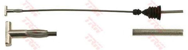 Трос ручника TRW GCH2225