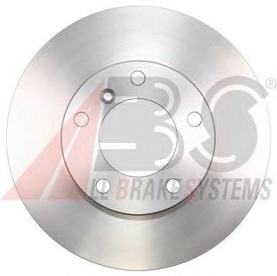 Тормозной диск A.B.S. 16570